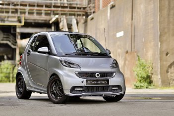 Brabus Smart Special Edition