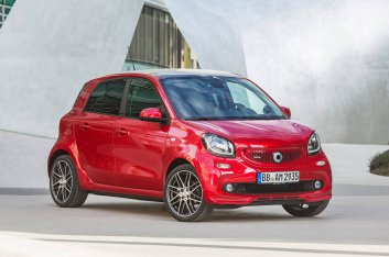 Brabus Smart forfour