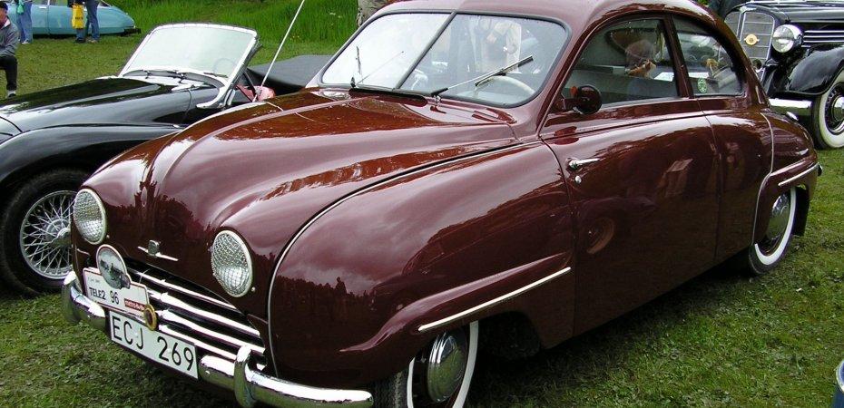 Сааб (Saab) начнет продажи ретроавто