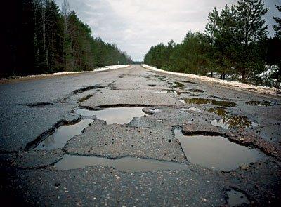 Самые опасные дороги РФ по мнению Forbes