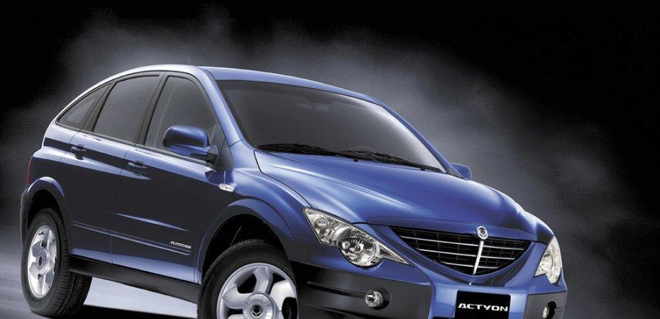 Рено (Renault) собирается купить Ссанг Янг (Ssang Yong)