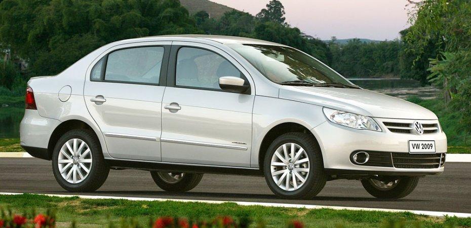 Фольксваген (Volkswagen) показал седан за 399 000 рублей