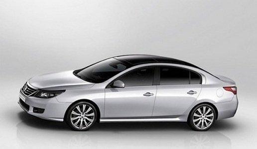Рено (Renault) представит новый Латитьюд (Latitude) - фото, видео