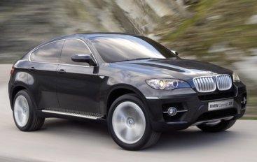 БМВ (BMW) отзывает X5 и X6