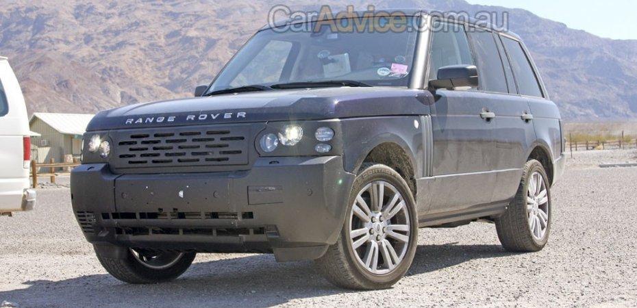 Рейндж Ровер 2011 (Range Rover 2011) - первая информация