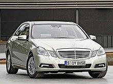 Новый Mercedes-Benz E-Класса стал лидером в своем сегменте рынка
