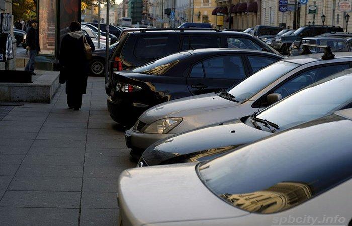 Неправильная парковка приведет к лишению прав