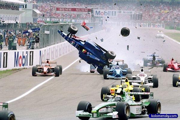 Заезды Формулы-1 закроют центр Москвы