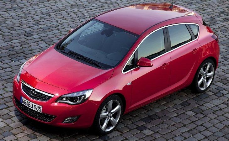 В России началась сборка нового Опель Астра (Opel Astra)