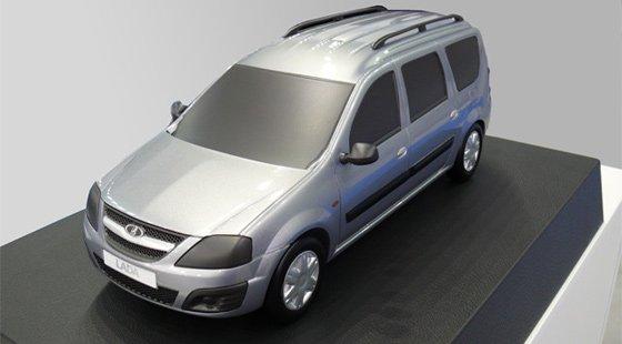 ВАЗ показал новый R-90