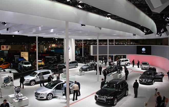 Московский автосалон проигнорируют 13 компаний