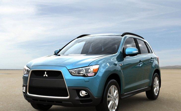 Митсубиши (Mitsubishi) назвала цены на кроссовер ASX