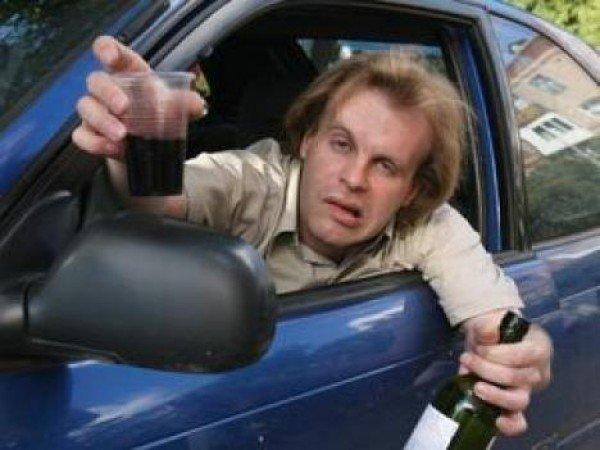 С 5 августа новые правила на алкоголь в крови