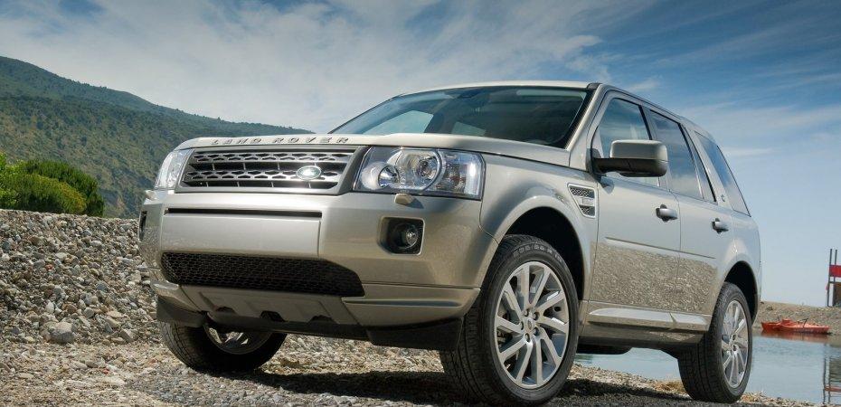 Ленд Ровер (Land Rover) выпустил переднеприводный Фрилендер 2 (Freelander 2)
