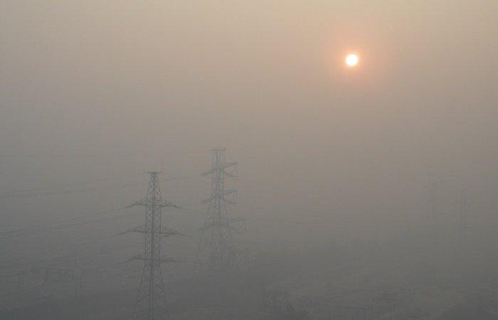 Экологи хотят закрыть Москву для въезда автомобилей из-за смога!