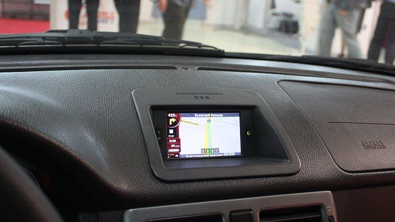 ГЛОНАСС будет устанавливаться на все новые авто РФ.