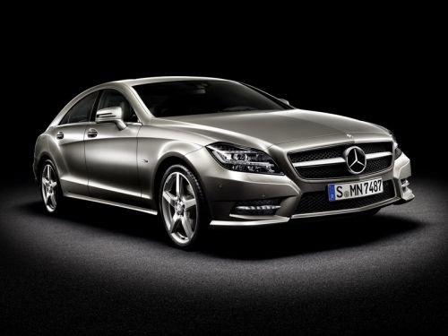 Мерседес CLS (Mercedes CLS) наконец-то обновился