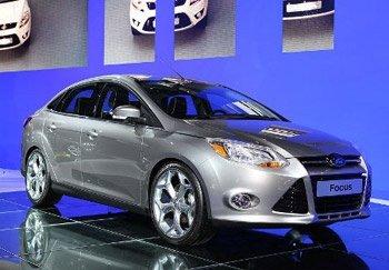 Форд (Ford) представил Фокус (Focus) нового поколения на Московском автосалоне