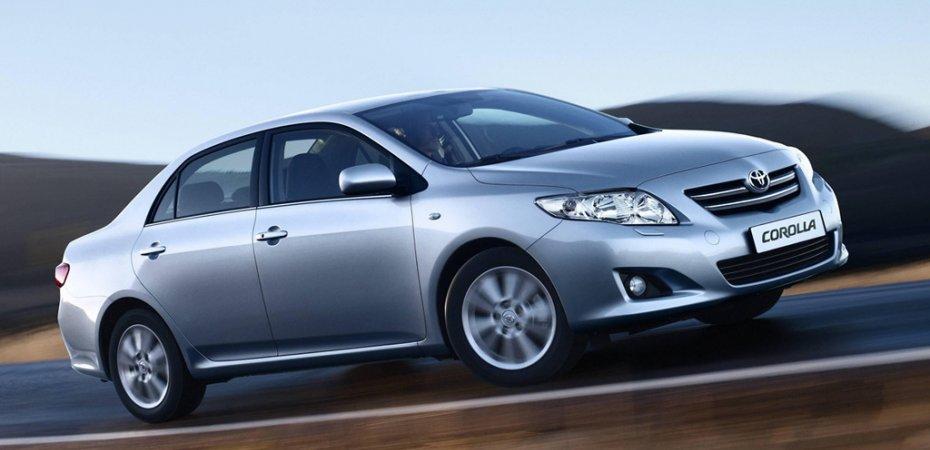 Тойота (Toyota) снова отзывает автомобили