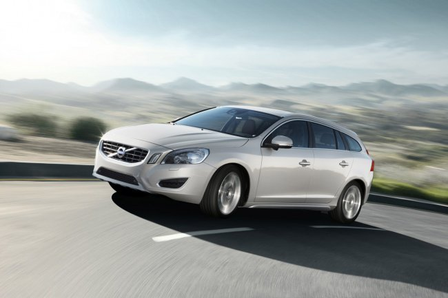 Вольво (Volvo) начала производство спортивного универсала