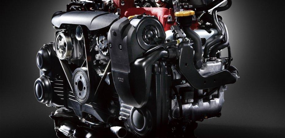 Субару готовится выпустить новый оппозитный мотор