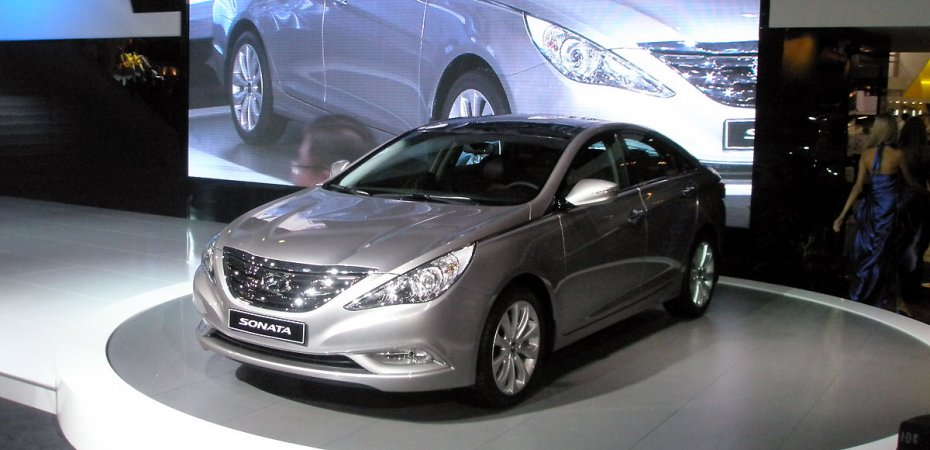 Хендай Соната (Hyundai Sonata) - объявлены цены
