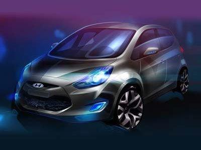 Хендай ix20 (Hyundai ix20) - скоро премьера