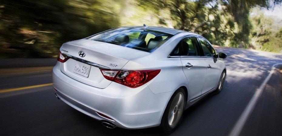 Дилеры начали прием заказов на новый Хендай Соната (Hyundai Sonata)