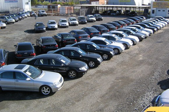 Подержанные авто снова дорожают