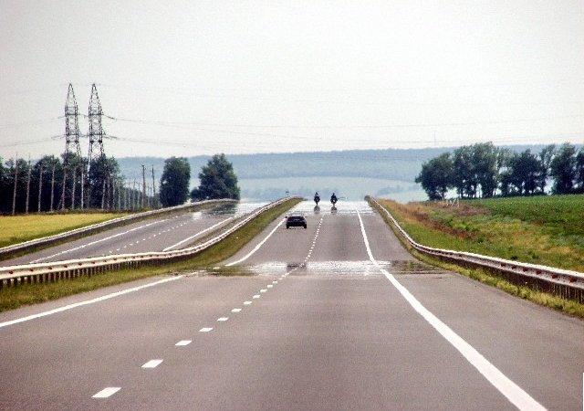 В России наконец-то появятся дороги