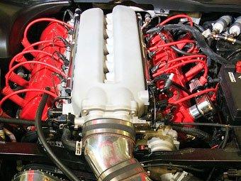 Ученые создали бензо-дизельный двигатель