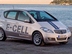 Электрокар Мерседес (Mercedes) выйдет до конца года