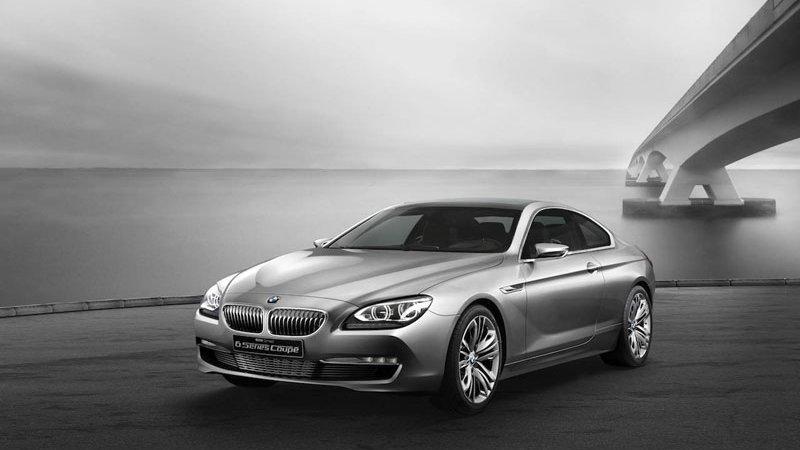 БМВ (BMW) показал новую БМВ 6 (BMW 6)