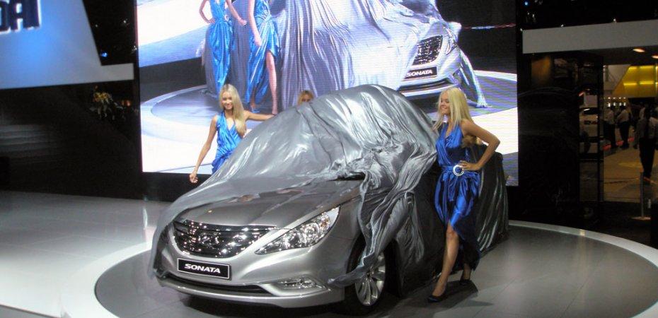 Хендай Соната (Hyundai Sonata) попала под отзыв
