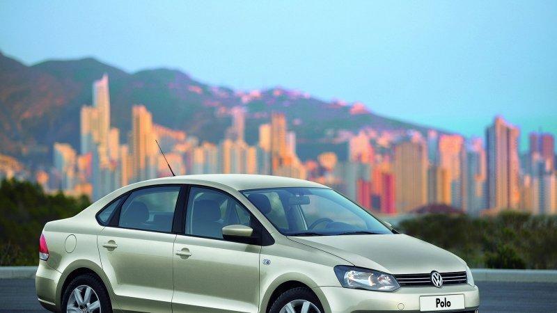 Купить Фольксваген Поло Седан (Volkswagen Polo Sedan) невозможно