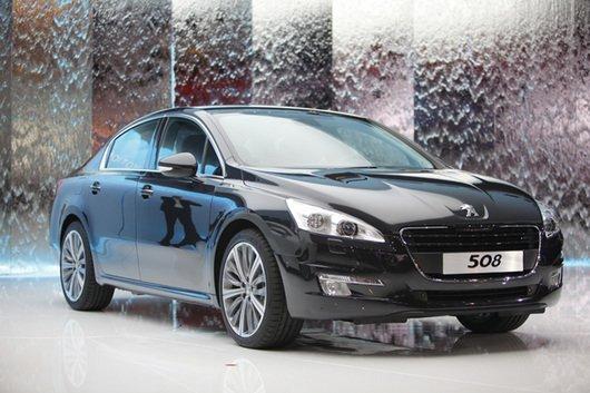 Пежо 508 (Peugeot 508) - новый авто