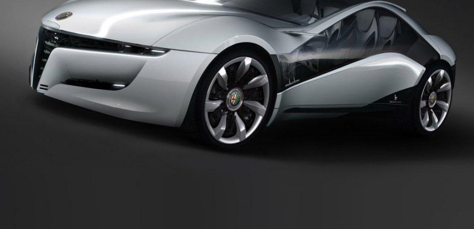 Фольксваген (Volkswagen) купит Альфу Ромео (Alfa Romeo)
