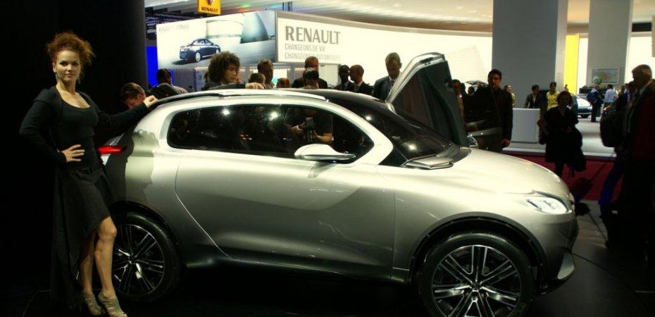 У Ниссан Джук (Nissan Juke) появился конкурент Пежо (Peugeot)