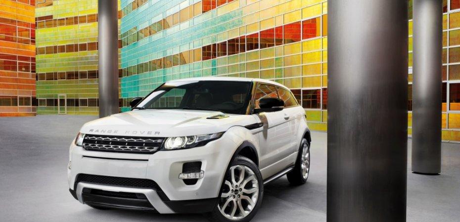 Рейндж Ровер Ивог (Range Rover Evoque) - скоро в продаже