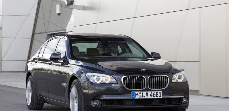 БМВ (BMW) отзывает автомобили