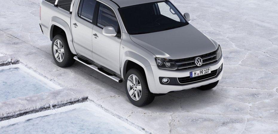 Фольксваген Амарок (Volkswagen Amarok) признан лучшим