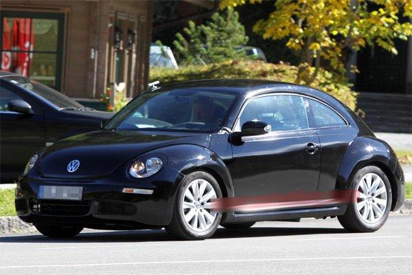 Фольксваген Нью Битл (Volkswagen New Beetle) обновится