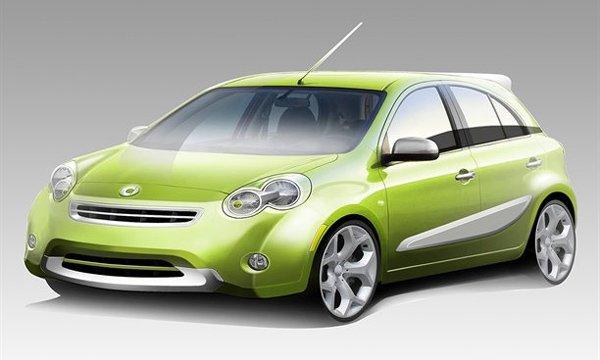 Мерседес (Mercedes) начнет сотрудничать с Рено-Ниссан (Renault-Nissan)