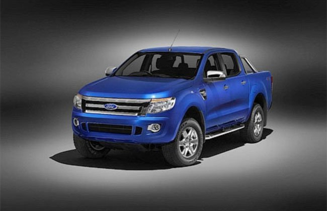 Форд показал Рейнджер 2011 (Ford Ranger)