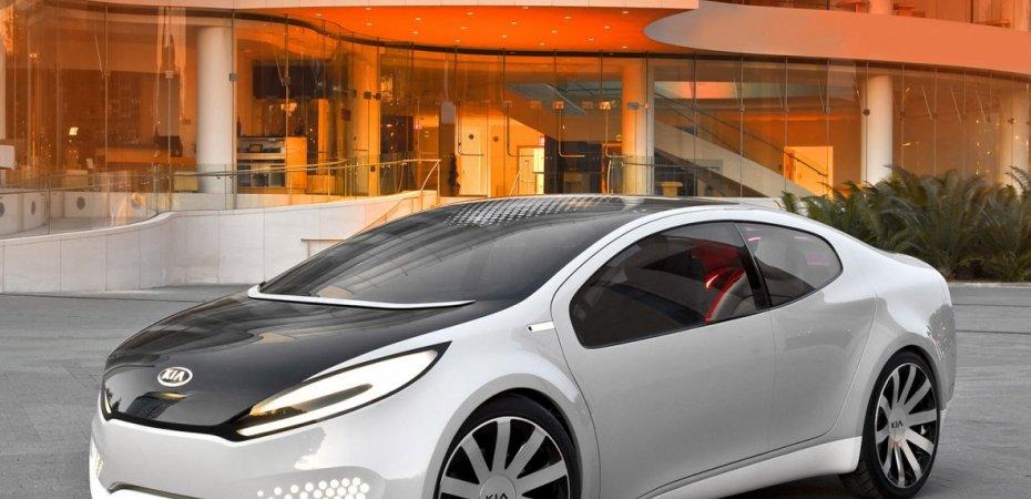 Самые популярные авто Киа (Kia)