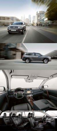 Стартовали продажи Тойота Хайлендер (Toyota Highlander)