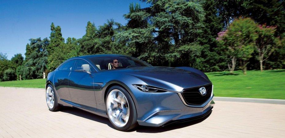 Мазда (Mazda) станет самой экономичной