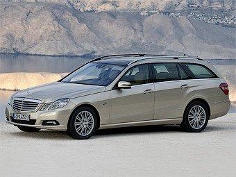 Mercedes-Benz E-класса появился с кузовом универсал