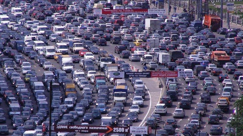 В России более 40 млн. авто