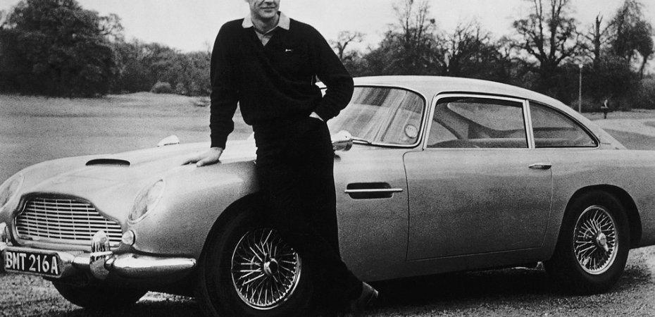 Авто Джеймса Бонда продан за $4,1 млн.